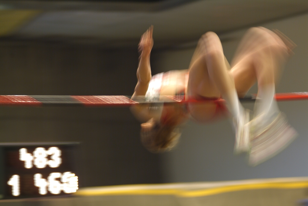 Track and Field: High Jumper