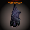 6tf5t15mzf halloween ghoulish vampire bat