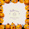 Halloween photo frame 02