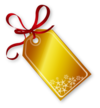 1ad7028iep christmas golden tag
