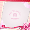 Wannapik vector valentine photo frame 04