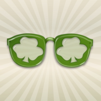 45o31symzc st patricks day essentials party glasses