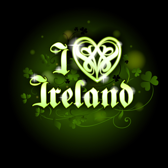 St. Patrick's Day Irish Pride Vector Illustration