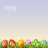 Wannapik vector easter eggs background 04 01