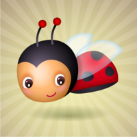 8otqmtnzq cute easter previews baby ladybug