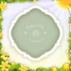 Wannapik vector spring daffodil photo frame 01
