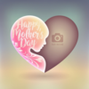 Wannapik vector mothers day photo frame 03