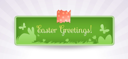 4584m8ol8e wannapik vector easter greetings banners 2 2